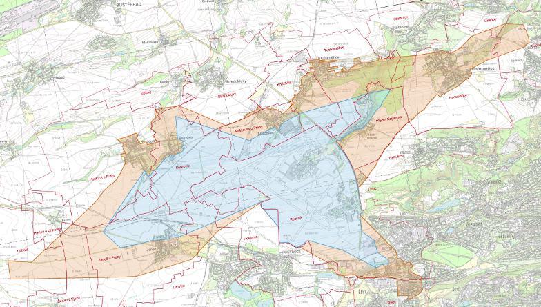 mapa_letiste