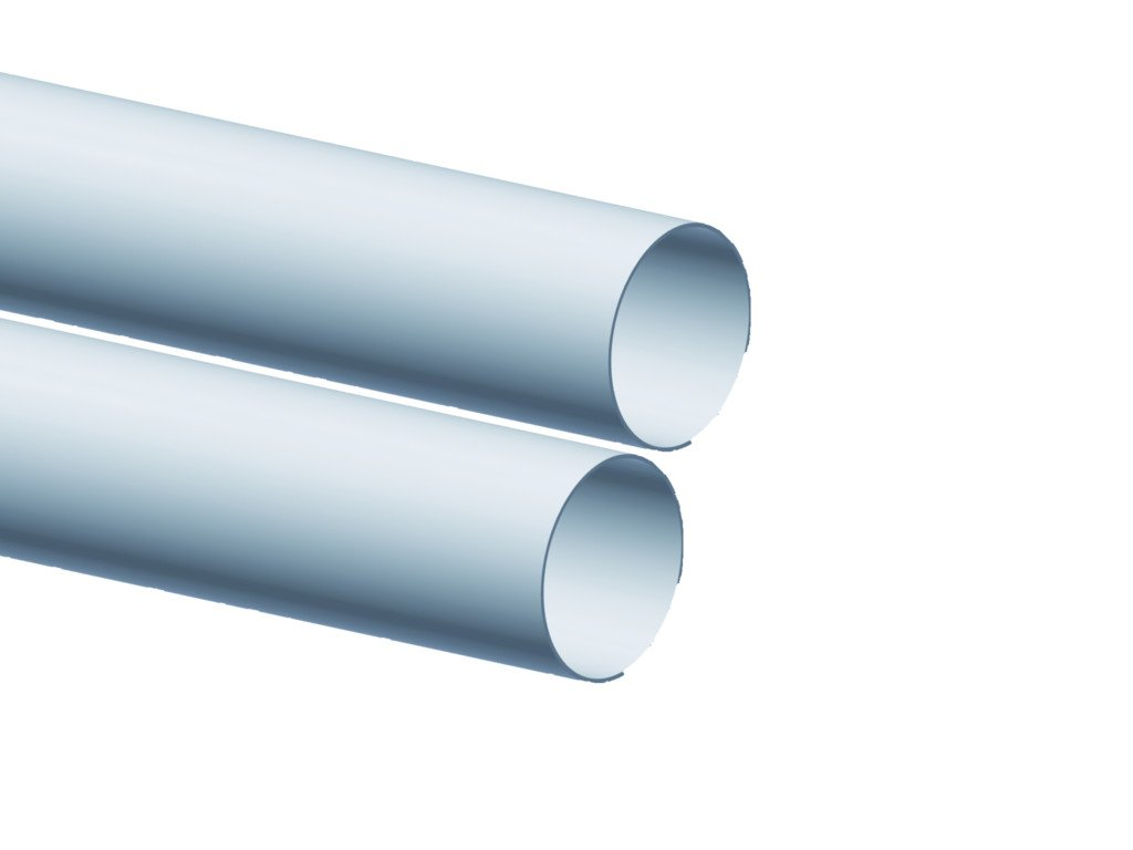 Venkkovní a odváděcí potrubí DN 100