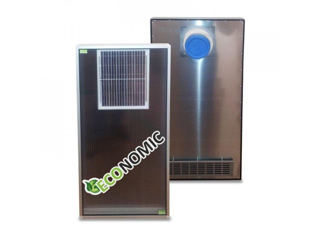 Teplovzdušný solární kolektor Economik