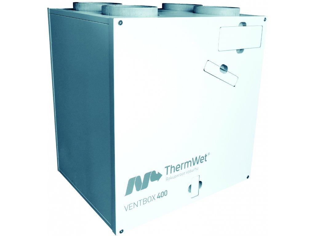 Rekuperační jednotka Ventbox 400 ThermWet