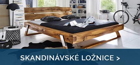 Nyní si u nás nakoupíte postele z masivu za akční ceny