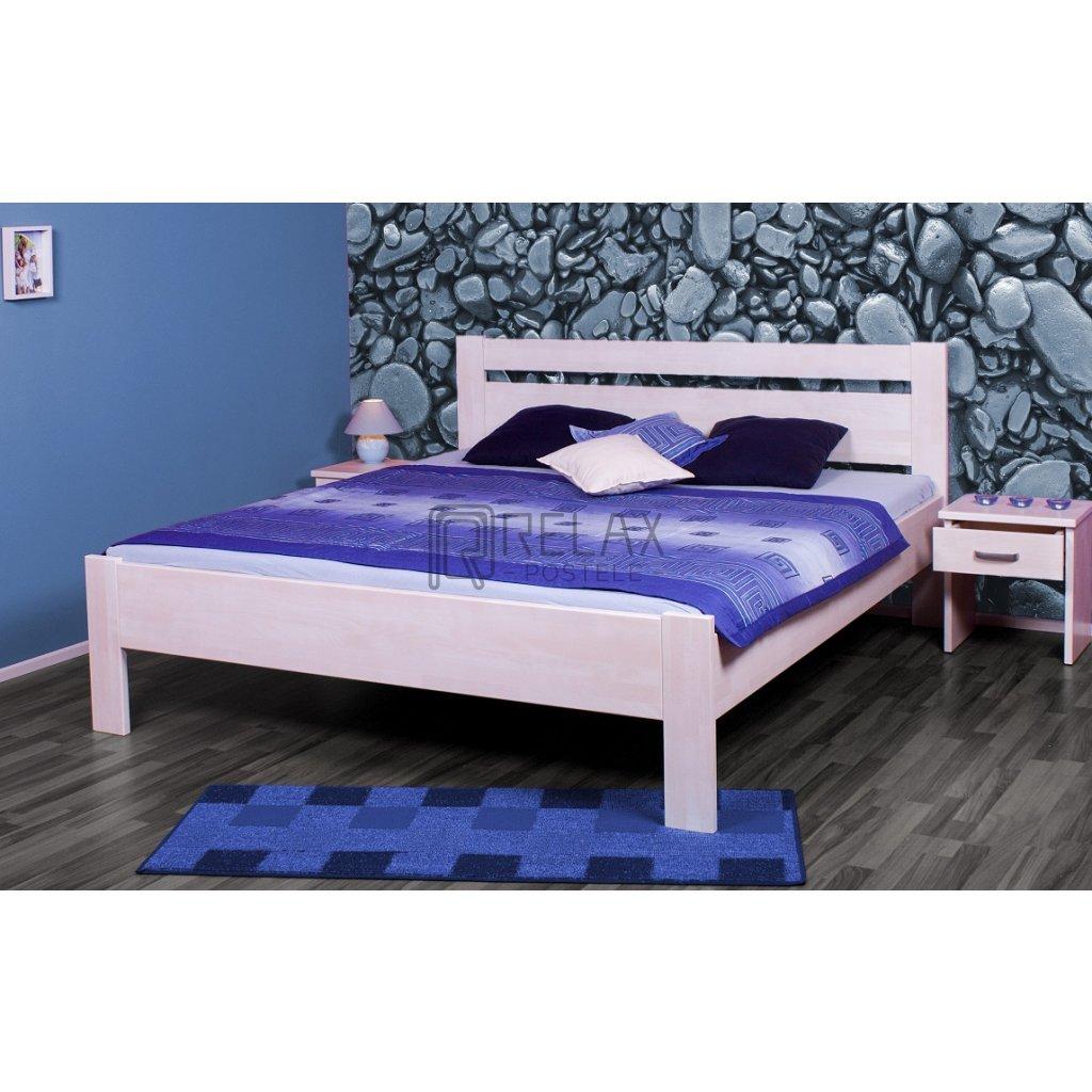 Buková postel TINA