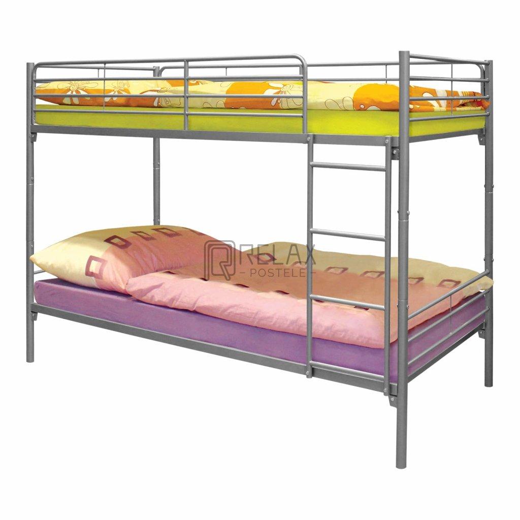 Patrová kovová postel (4)