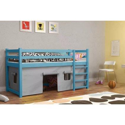 Dětská zvýšená postel Portos