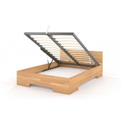 postel spektrum s úložným prostorem