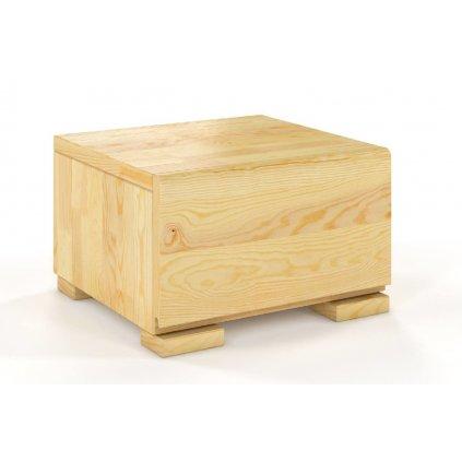 noční stolek z masivu borovice vestre borovice1