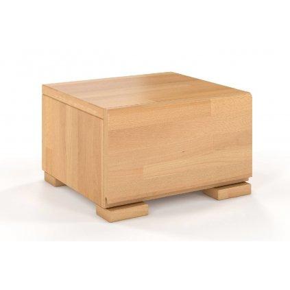 noční stolek z masivu buk vestre buk2