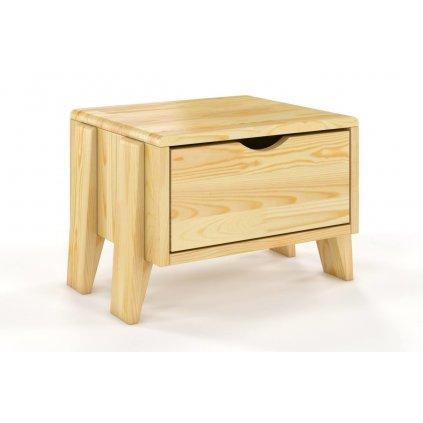 noční stolek z masivu borovice sopot borovoce1