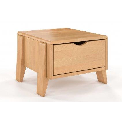 noční stolek z masivu buk sopot buk1