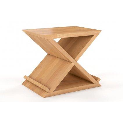 noční stolek z masivu buk jarocin buk1