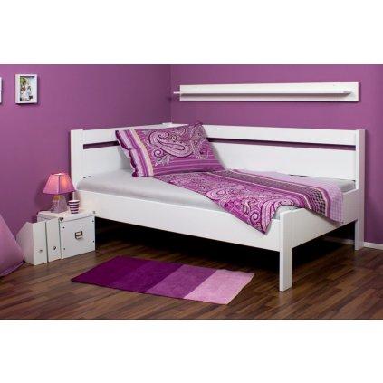 Rohová postel Tina 120