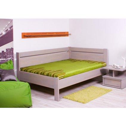 Rohová postel Tina