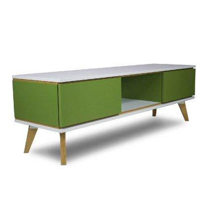TV stolek Jorgen zelena3