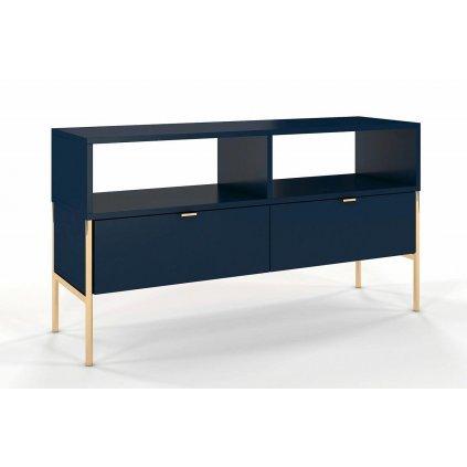 televizní stolek polka 1