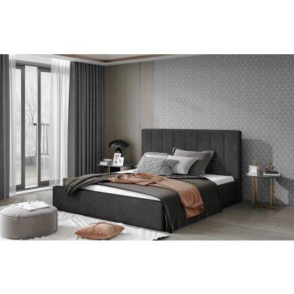 Čalouněná postel Audrey - Dora 26