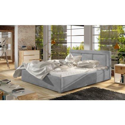 Čalouněná postel Belluno - Paros 05