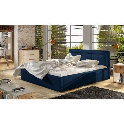 Čalouněná postel Belluno - Kronos 09
