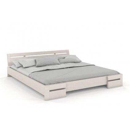 postel salerno borovice bílá