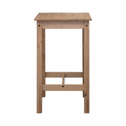 Barový stůl Cora - masiv borovice