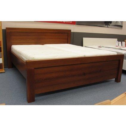 Zvýšená manželská postel MEGA SUPRA