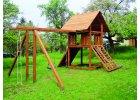 Dětská hřiště/posilovací