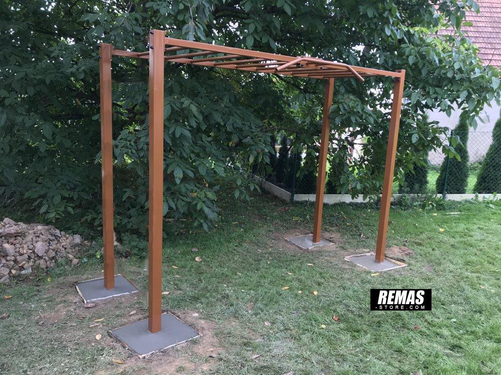monkey bar hněda remas store fitness workout