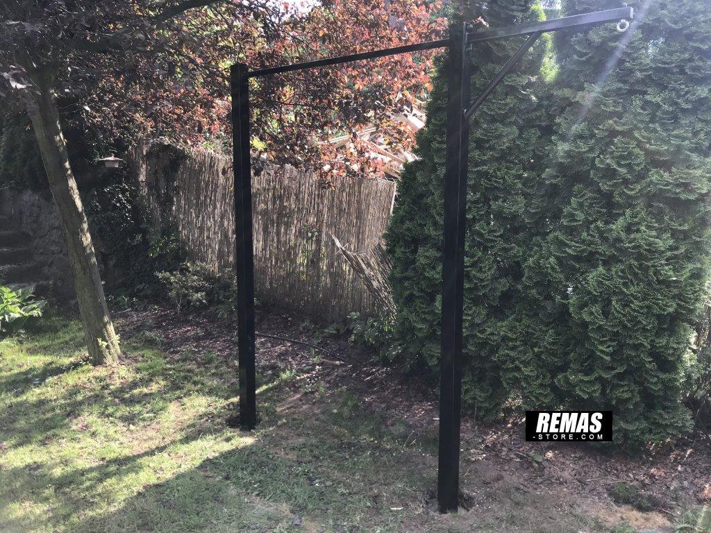 Remas hřiště konstrukce hrazda box šibenice houpačka street workout (2)