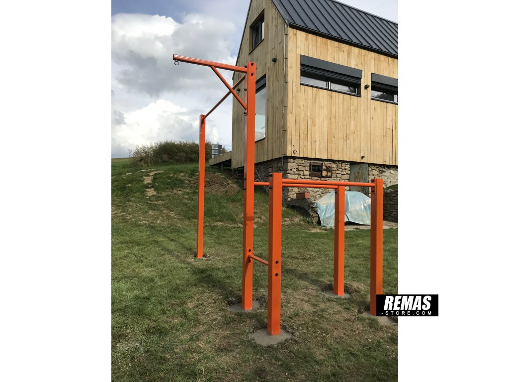 Street workout hřiště na zahradu Remas store.com