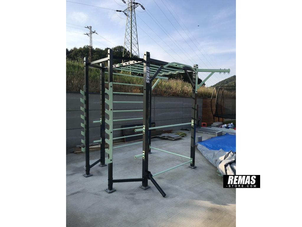 Remas™ - Fitness complex cube