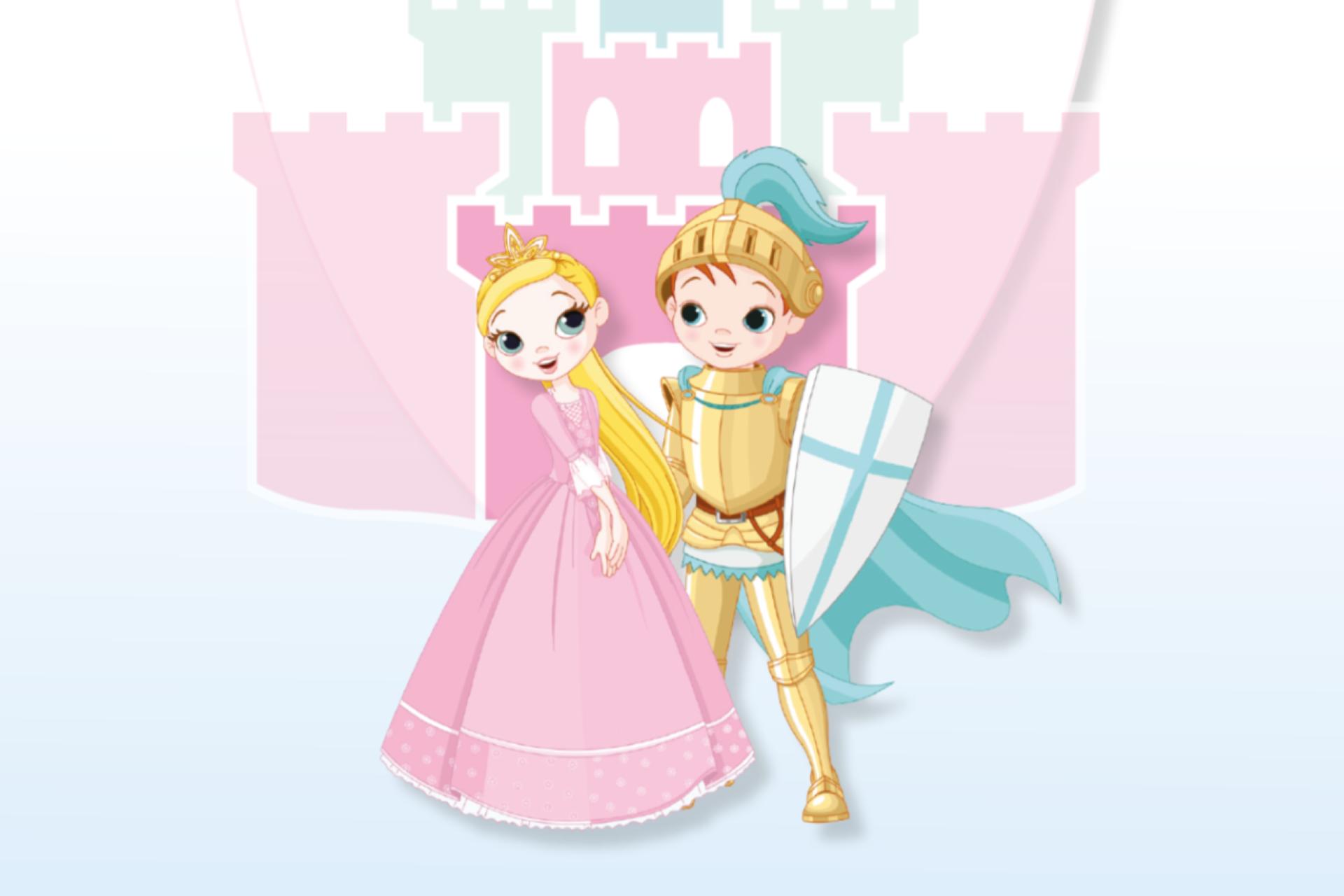 Pohádka o princezně Immunotrofině a 7 silných ochráncích.