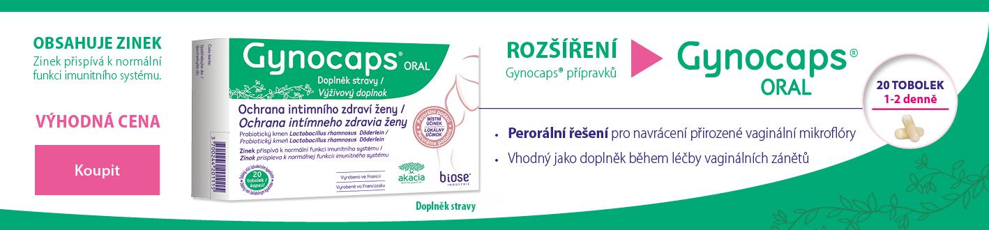 gynocaps oral