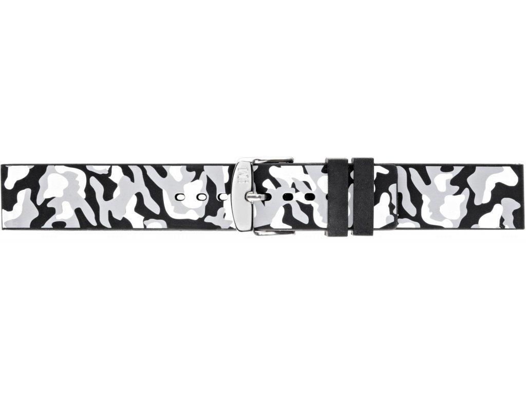 Silikonový řemínek Camouflage 4511187.093