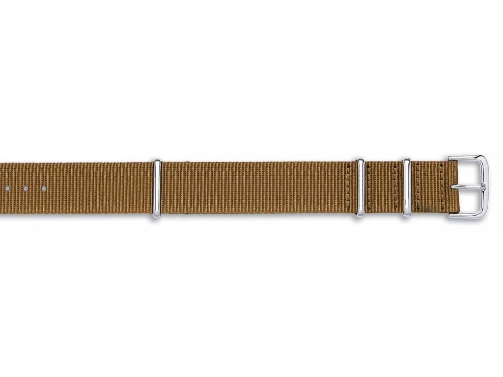 Textilní Nato řemínek 111G.KHAKI