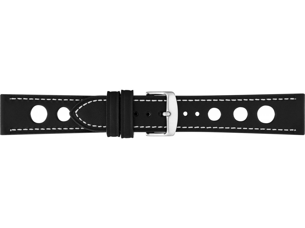 Calf Leather Strap with Holes 682.01