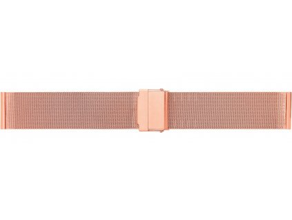 PVD Rose Gold Plated FBR230