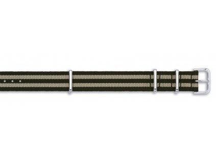 Textilní Nato řemínek 111G.B/GSTP