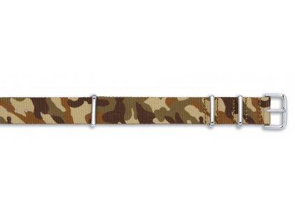 Textilní Nato řemínek 111G.CAMO
