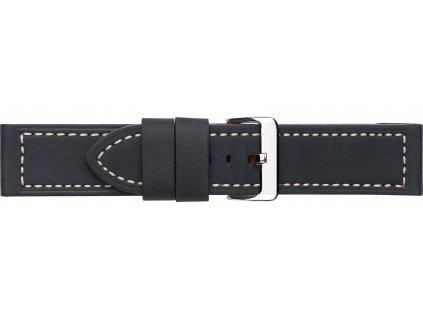 Parallel Style Cut Edge Aniline Calf 645.01