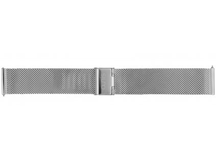 Milanese mesh silver AB180-01