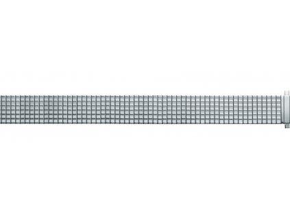 Natahovací ocelový řemínek 17 až 22 mm EC115