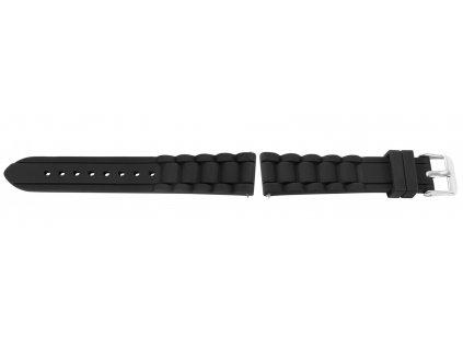 Rychloupínací silikonový řemínek  AS-01