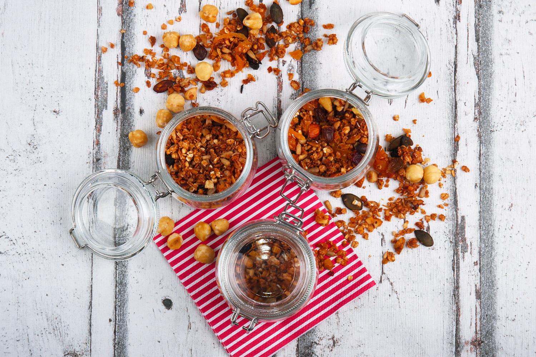 Pečená granola