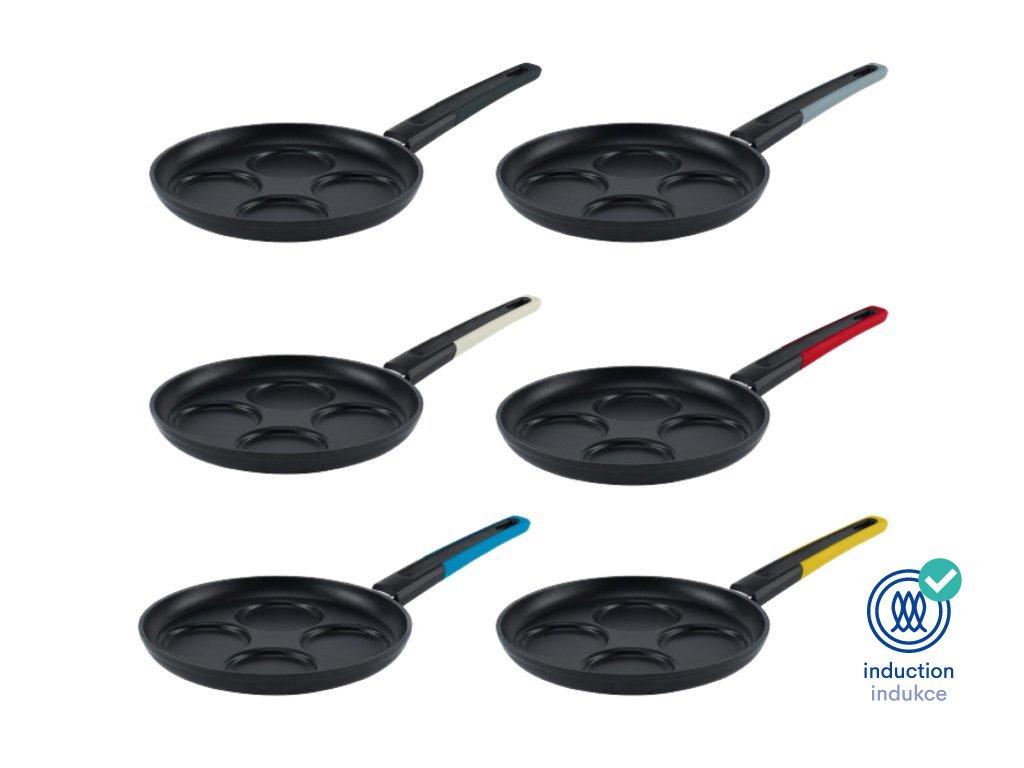 Remoska® P2403L/CI Lívanečník 24 cm Vega (Barva Černá)