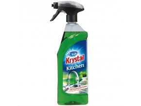 big 146841793213 krystal myci prostredek na kuchyne zeleny 750 ml