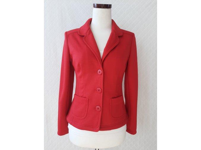 Dámske sako červené