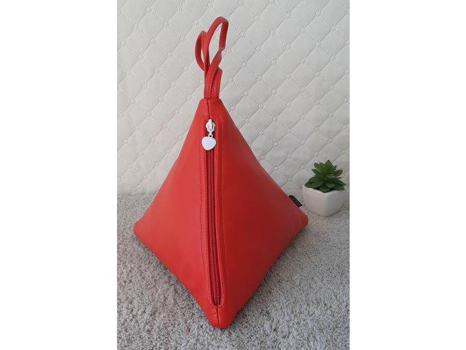 Trianglová kabelka Midi