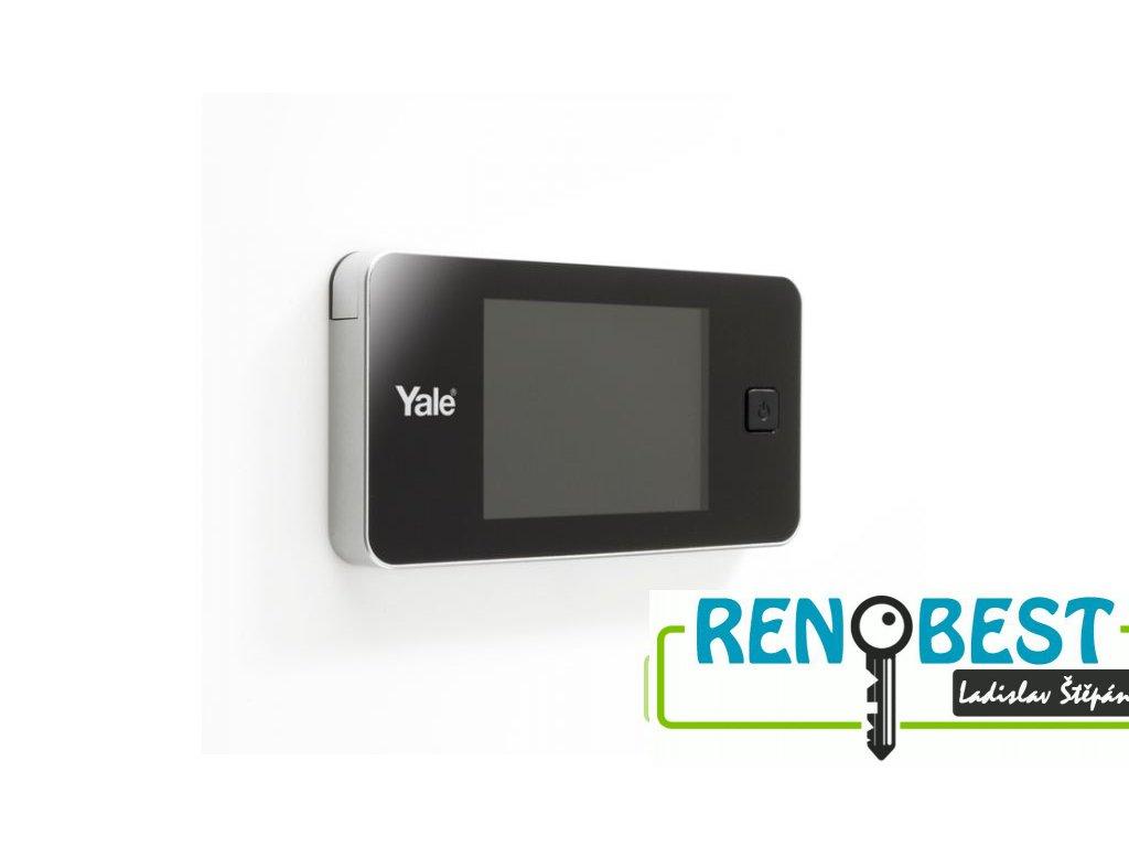 Digitální kukátko YALE DDV 500 standard