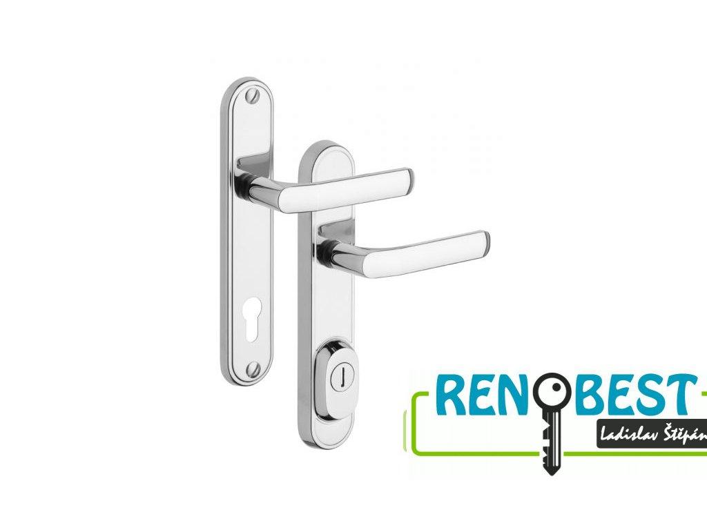Bezpečnostní kování R4/O DEKOR