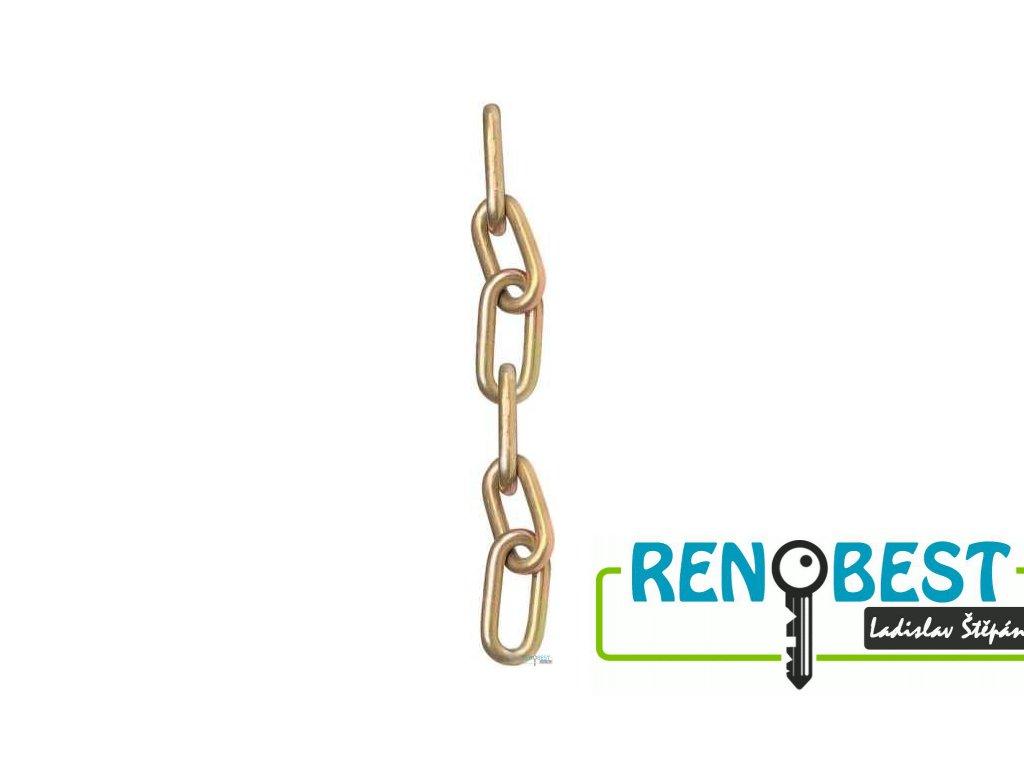 Řetěz průměr D10x35x1000