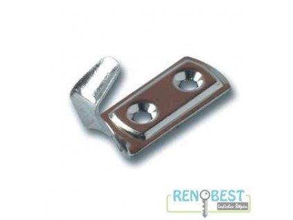 Stěnový kovový věšák malý